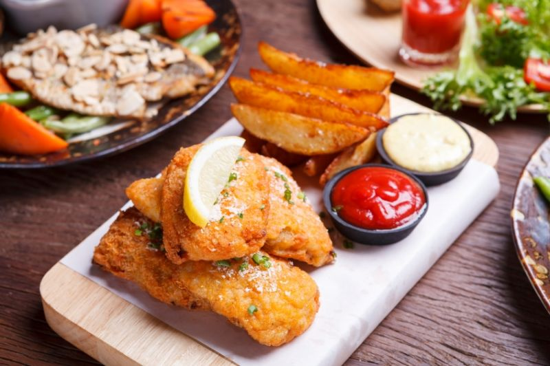 Fish & Chips Tkg $18,000 pw*Waverley Area*Long Lease*Low Rent(1705182)