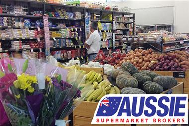 Location, Profit, Supermarket, IGA Banner