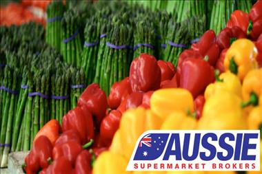 West QLD Foodworks Supermarket with Solid Weekly T/O