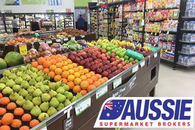 Growing Supermarket Under Management In Hervey Bay