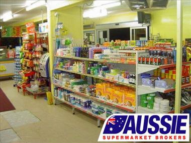 Freehold Convenience Store and Residence bustling Country Town  Ref 1558