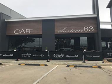Cafe Thirteen 83 Mornington  Call Mino 0414 886 364  (Ref 5442)