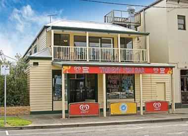 Business & Freehold Investment 'Trident Fish Bar Queenscliff' Call Marleine 0488