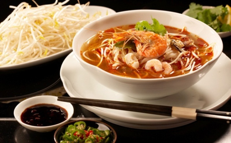 Thai & Vietnamese Restaurant - Docklands Ref 5944