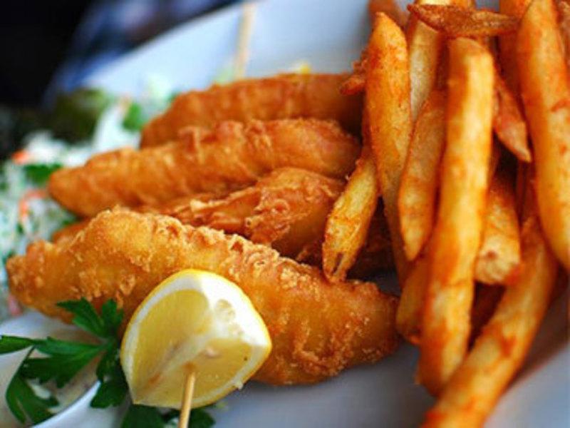 Fish & Chips - Geelong Region  (Ref 5868)