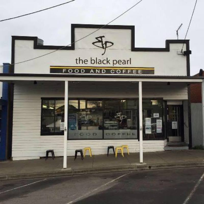 The Black Pearl Food & Coffee  (Ref 5790)