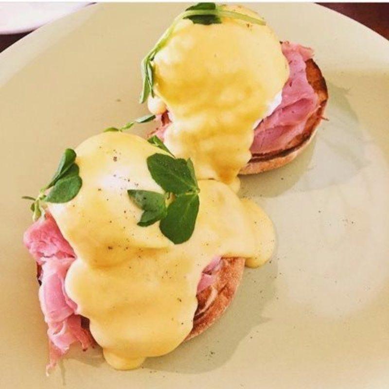 Cafe - St Kilda Road Melbourne  (Ref 5878)
