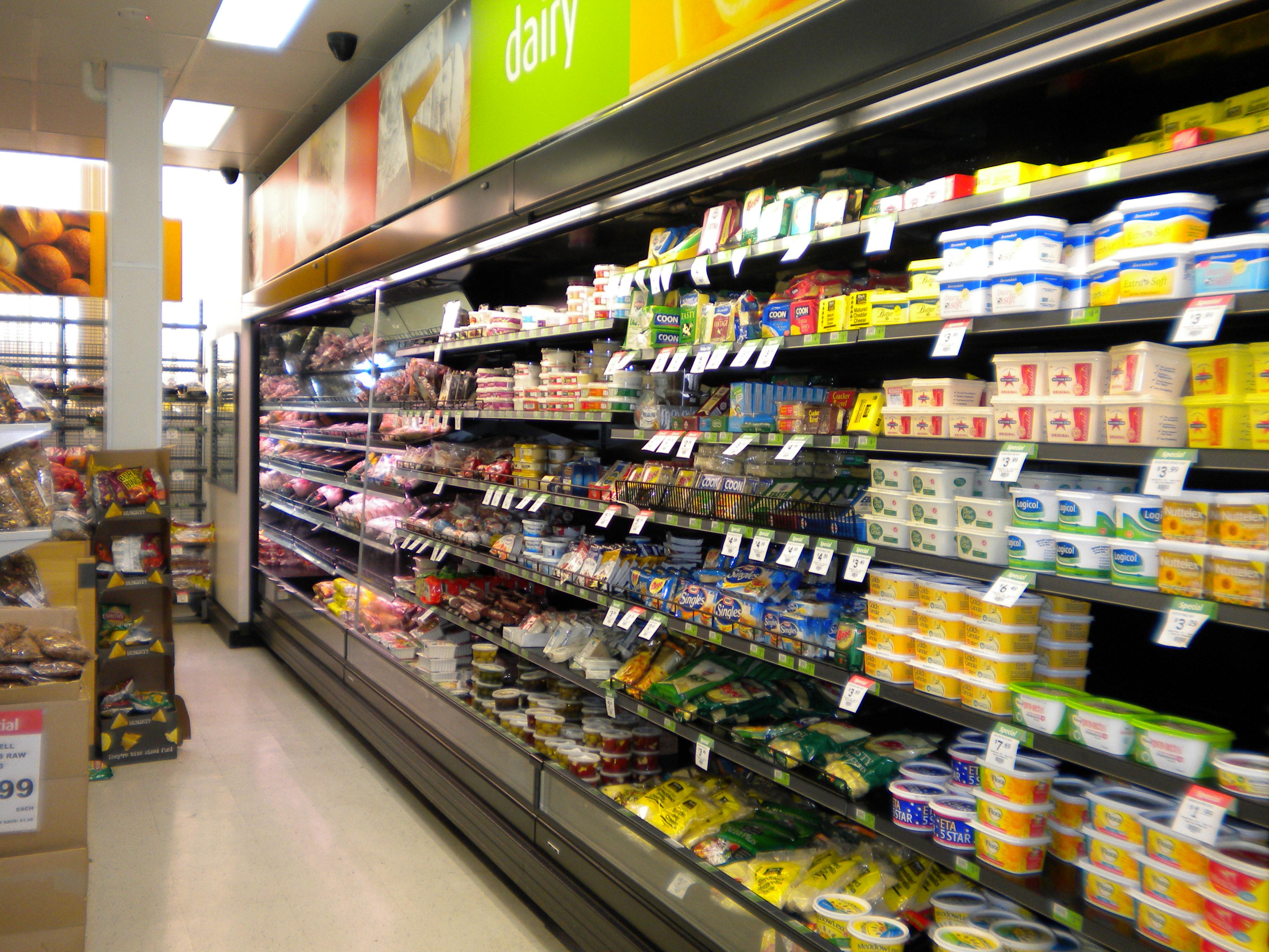 (3792) Foodworks Supermarket/Fruit Market