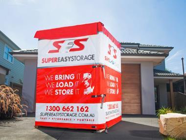 Super Easy Storage l Mobile self-storage l Simple management, highly profitable!