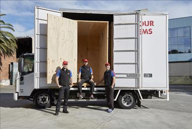 Pursue your Business dream! Mobile self-storage l Simple & highly profitable!