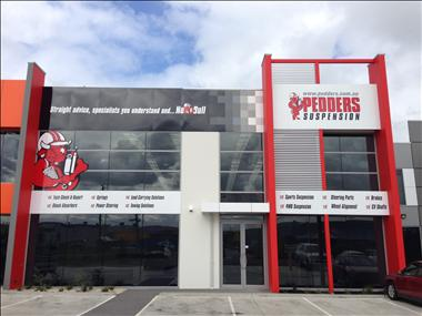PEDDERS. Australian Family Owned Automotive Parts Franchise with No Royalties!