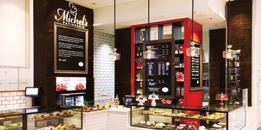 Michels Patisserie bakery & café franchise. Delicious coffee & food, enquire now