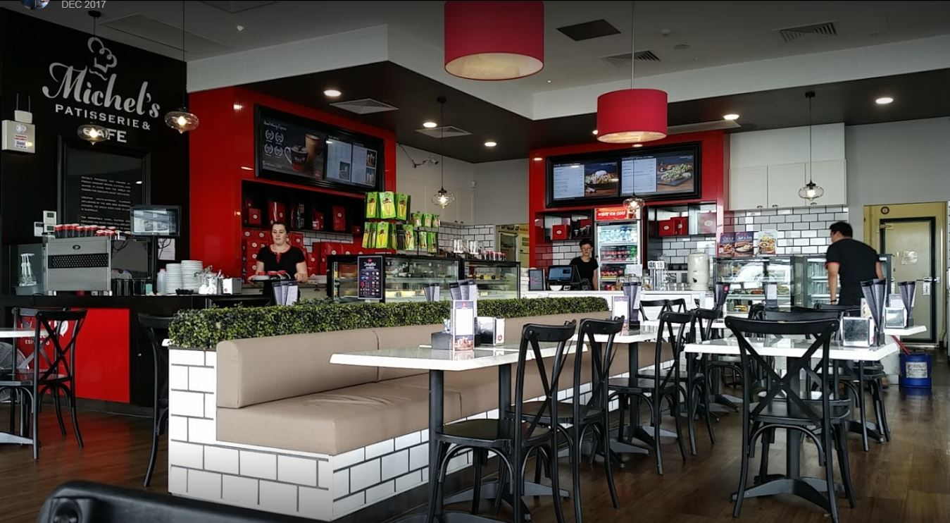 Love quality cafe coffee? Join the Michel's franchise family: Bakewell