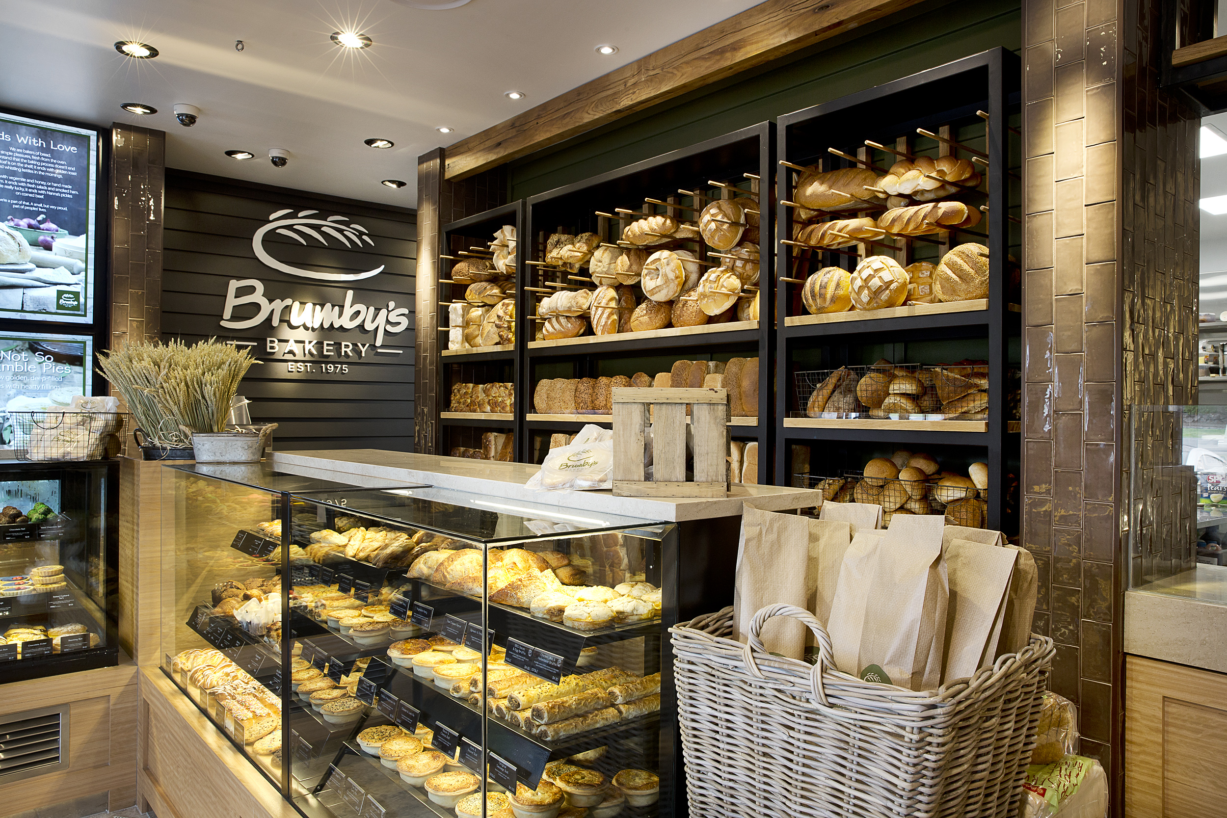NEW Brumbys Bakery & Café franchise now available in Hampton Park, VIC!