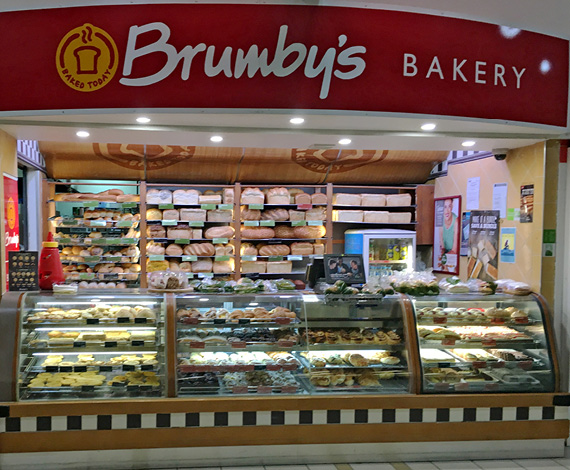 Brumbys Bakery Franchise now for sale in Alice Springs! Enquire now