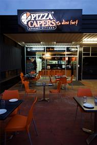 Pizza Capers store available in Mount Isa - A Pizza franchise with personality!