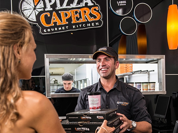 Fantastic Pizza Capers Established store opportunity now available in Enoggera!