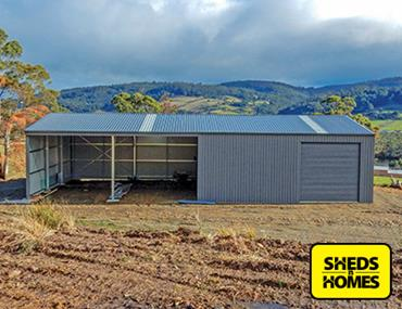 Low entry cost, Great ROI - Sheds n Homes - Regional Victoria