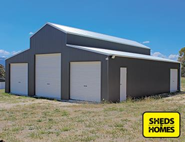 No stock holding/Low entry cost/Great ROI - Sheds n Homes - Rockhampton