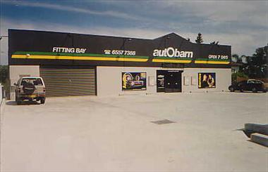 A Autobarn Franchise Store. Taree