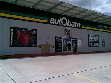 Autobarn Franchised Store. Rothwell QLD.