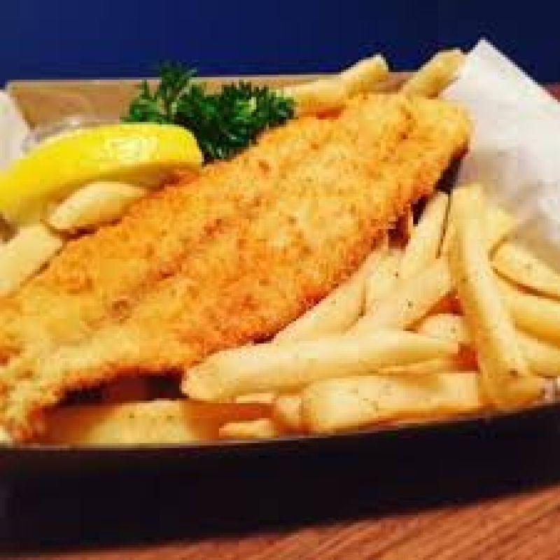 Fish & chips - Good location - 34707