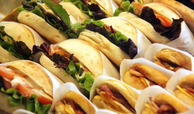 Sandwich Bar - Excellent Setup- 34139
