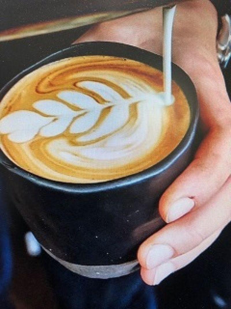 Coffee, Soups & Salads - CBD Corner Location - 34745