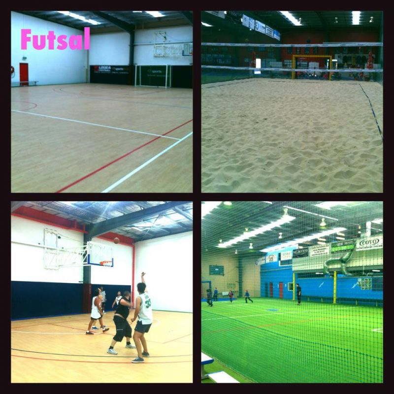 Indoor Sports Centre - Excellent Setup - 34423