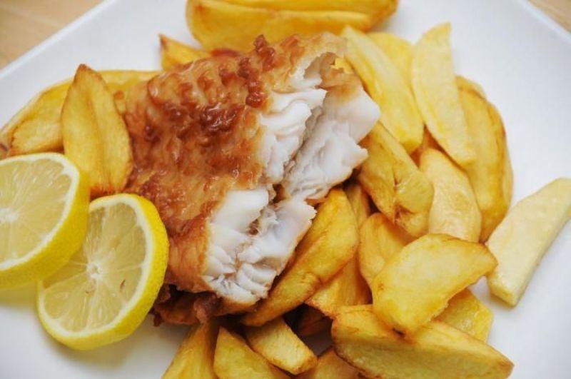 Fantastic fish & Chip Shop - Great Location - 34663