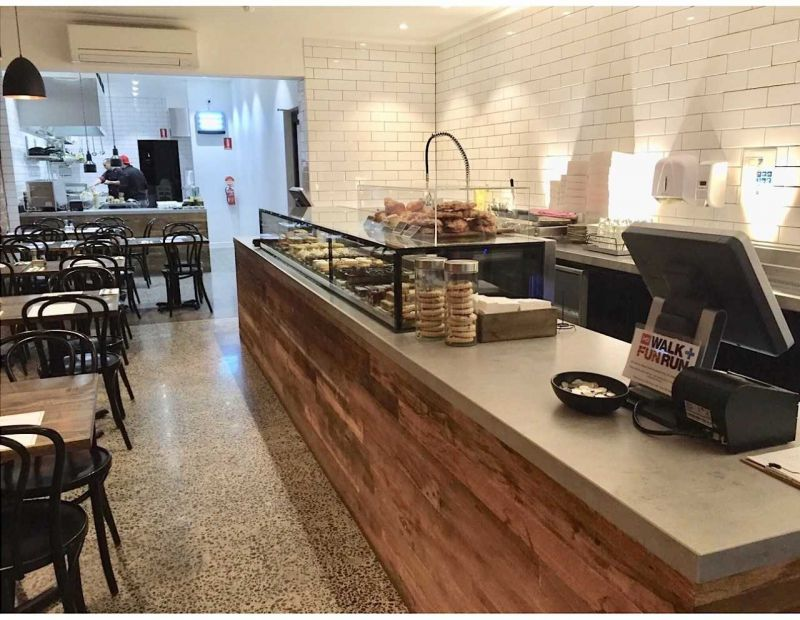 Beautifully Presented Cafe - Latest Shop Fitout - 34666