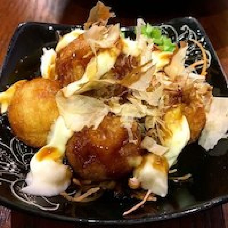 Japanese Restaurant - Busy City Hot Spot - 34564