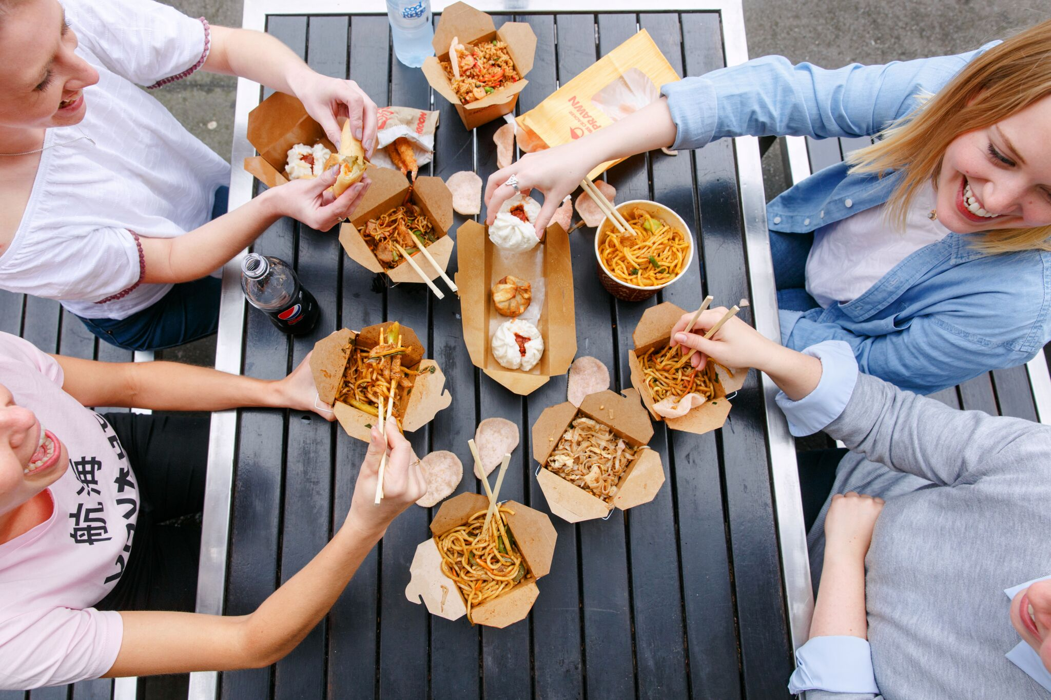NOODLE BOX WANTS TO BE PART OF REGIONAL QUEENSLAND