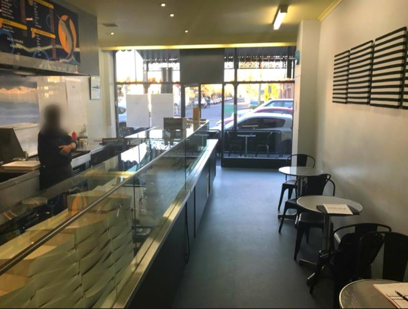 Get Behind the love for this Fish and Chip Shop in Carlton North ! (Our Ref V109