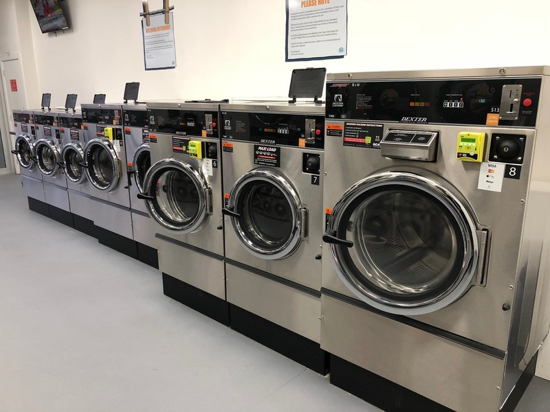 Highly Profitable, fully automated Coin Laundromat in growth area (Our Ref V1336