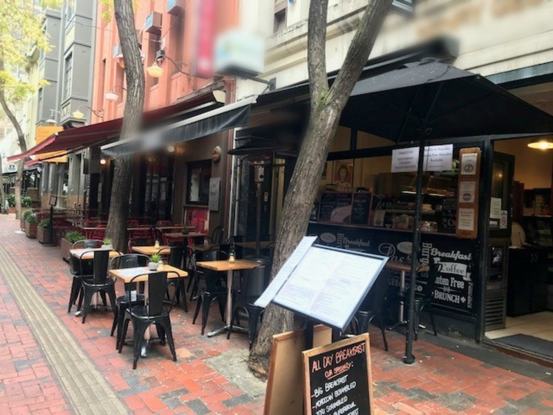 Hardware Lane CBD Cafe Tkg $8,500 pw Opportunity Not To Be Missed! (Our Ref V132