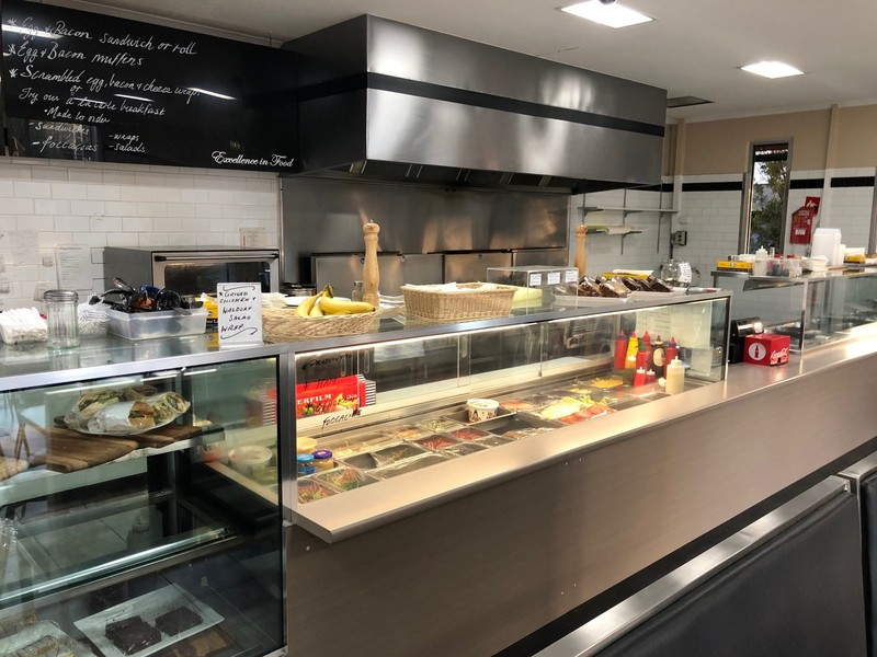 Immaculate Cafe/Sandwich Bar in Preston tkg $12,000 pw 5 days (Our Ref: V1325)
