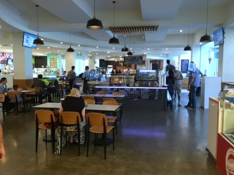 5 Day Espresso Bar in Key Corporate Tower - Melb CBD (Our Ref: V1306)