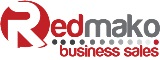 Red Mako Business Sales Logo