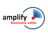 Amplify Business Sales Logo
