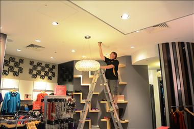VIP Lighting-Newcastle & Central Coast -Retail Maintenance: HUGE CLIENT BASE