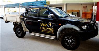 VIP Lighting - Canberra ACT - Retail Maintenance: Current Clients/Revenue