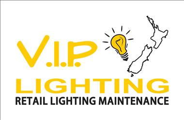 VIP Lighting-Auckland- BIG CLIENT BASE-Retail Lighting Maintenance- 2 Franchises