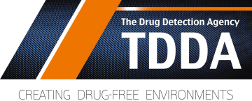 The Drug Detection Agency NSW (TDDA NSW) Logo