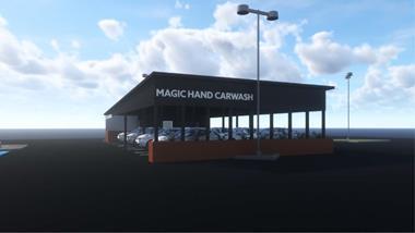MAGIC HAND CARWASH -  Pacific Epping Shopping Centre, VIC