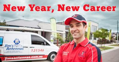 JIMS ANTENNAS Looking for Motivated People to Join Our Team. Western Suburbs
