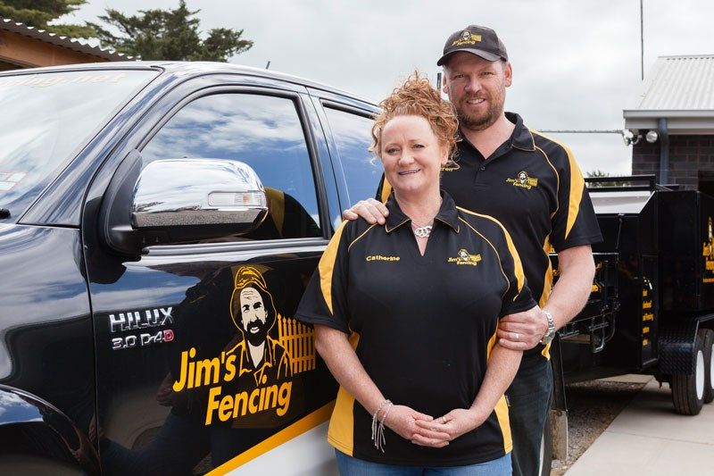Jim's Fencing Bacchus Marsh VIC - Be Your Own Boss - Leading Fence Franchise