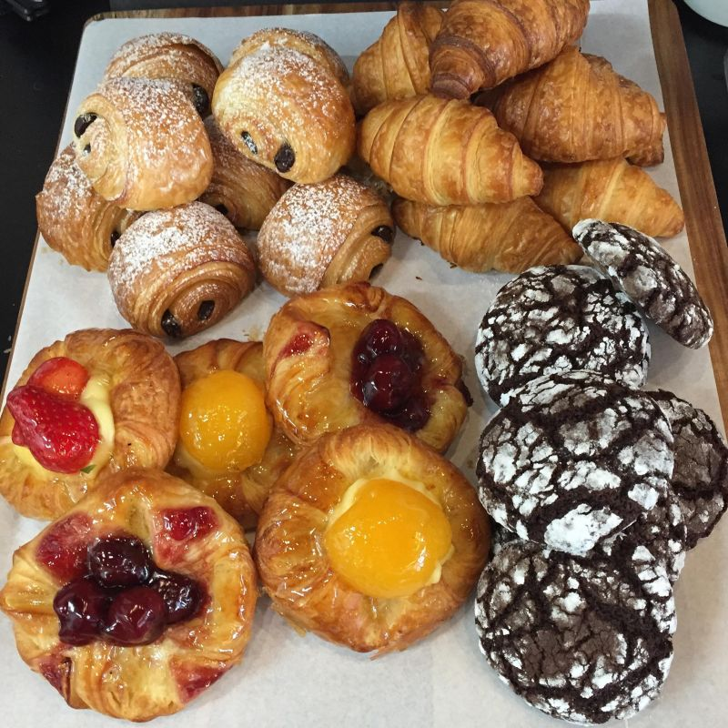 WHOLESALE BAKERY AND CAFE