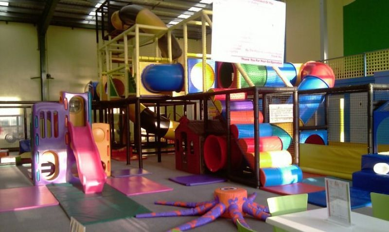 Play Centre and Caf Business.