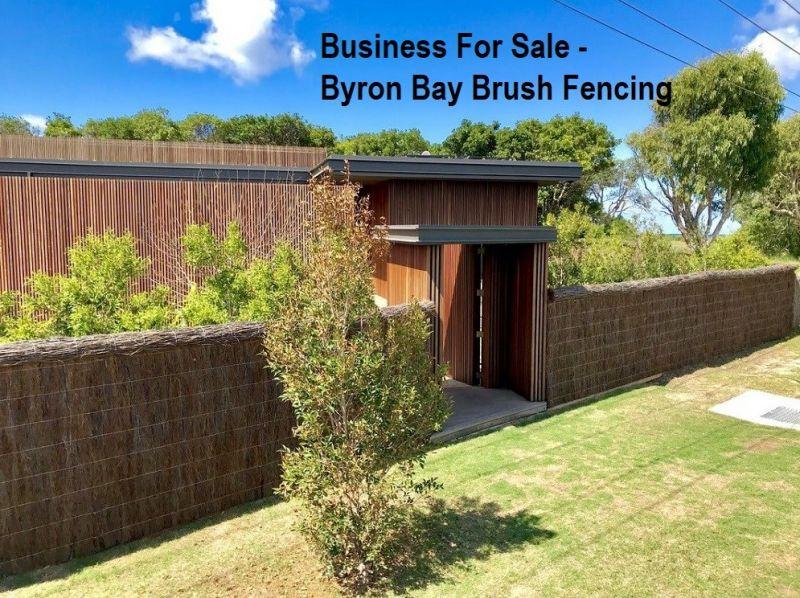 BYRON BAY BRUSH FENCING - SERVICING BYRON BAY, BALLINA AND LISMORE